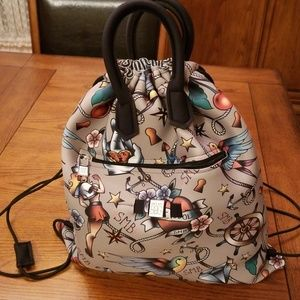 🆕️Save My Bag Cloud Tattoo kaki bag, Italy
